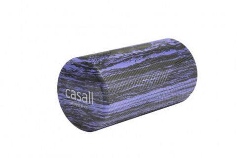 Foam Roll Small skumrulle BLACK/LILAC