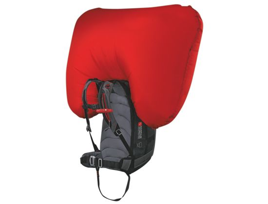 Mammut Ride R.A.S. Black-Smoke.30 L