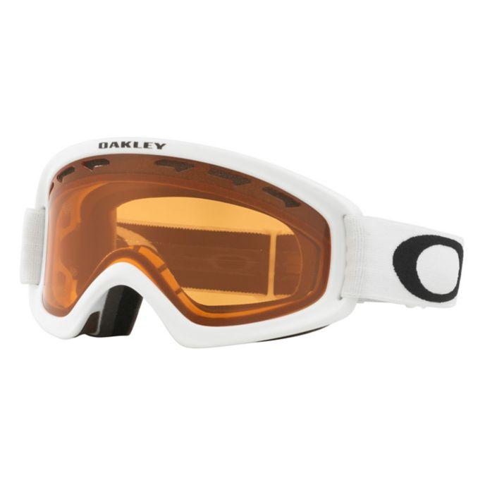 O Frame 2.0 XS - Matte White - Persimmon goggles