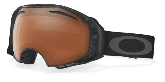 Airbrake Matte Carbon Fiber - Black Iridium & Persimmon glass