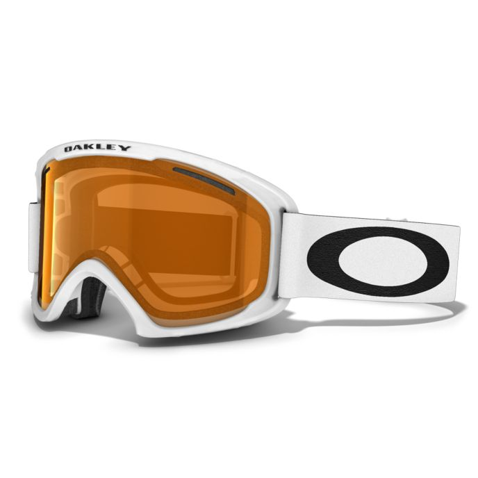 O Frame 2.0 XL - Matte White - Persimmon goggles