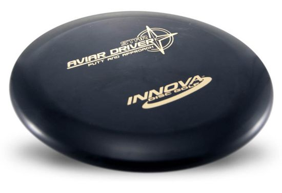 Golf Frisbee Star Putter
