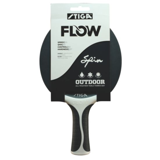 Outdoor Flow Spin Bordtennisracket