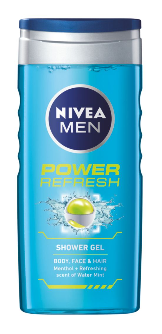 Men Shower Power Refresh