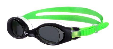 Freestyle svømmebrille junior BLACK/SMOKE