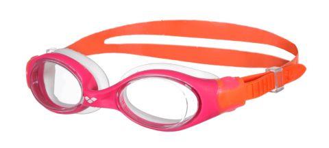 Freestyle svømmebrille junior PINK/CLEAR