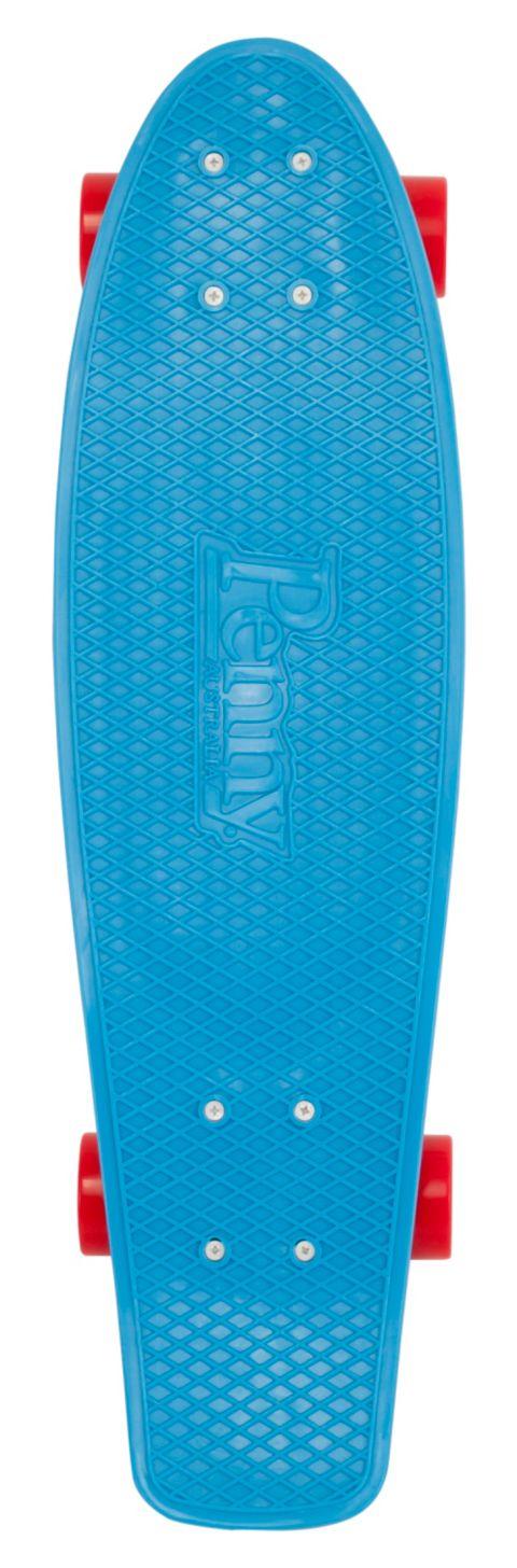 """Nickel 27"""" Skateboard BLUE"""