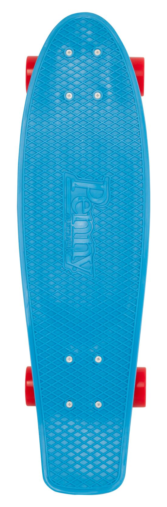 "Nickel 27"" Skateboard BLUE"