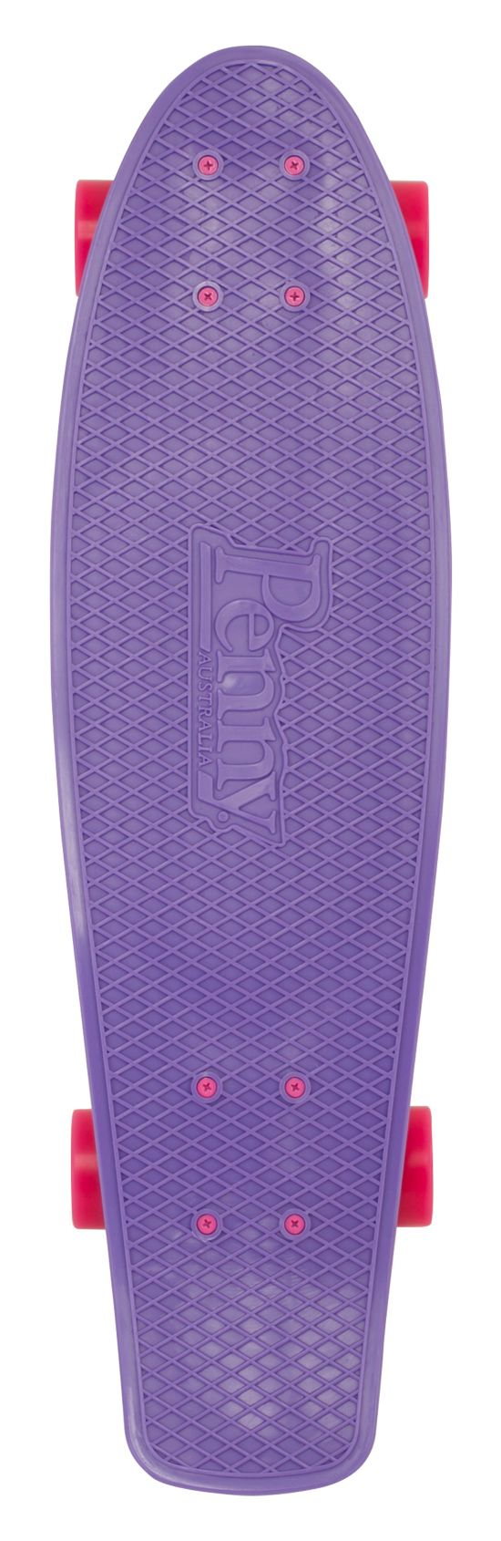 "Nickel 27"" Skateboard PURPLE"
