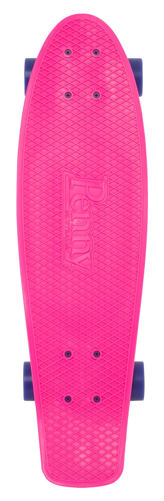 "Nickel 27"" Skateboard PINK"