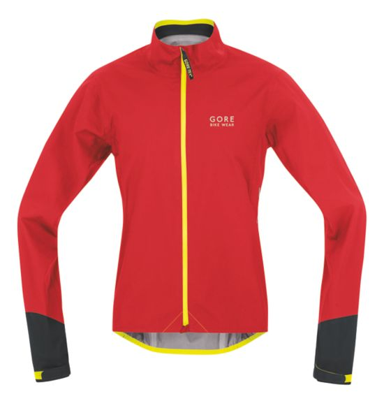Gore Bike Wear Power Gt As Jakke RED/BLACK