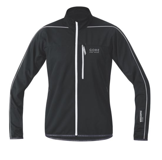 Countdown So Light Jacket Vindjakke Herre BLACK/GREY