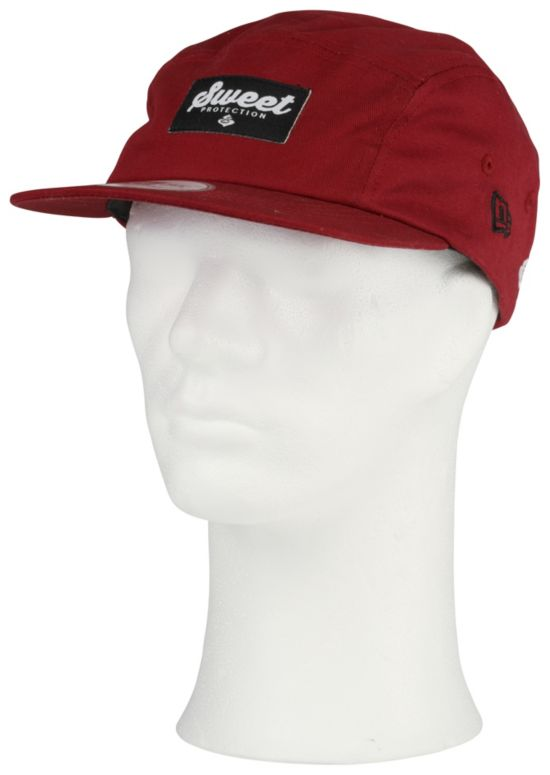 Label 5-Panel Cap