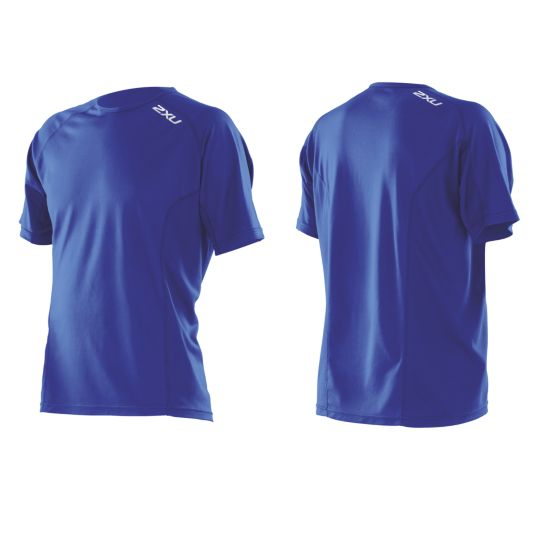 Active Run Short Sleeve Top Herre