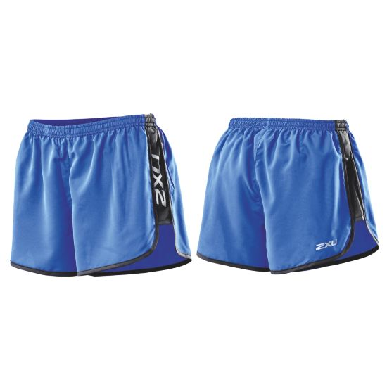 Run Short Dame CATALINA BLUE/C