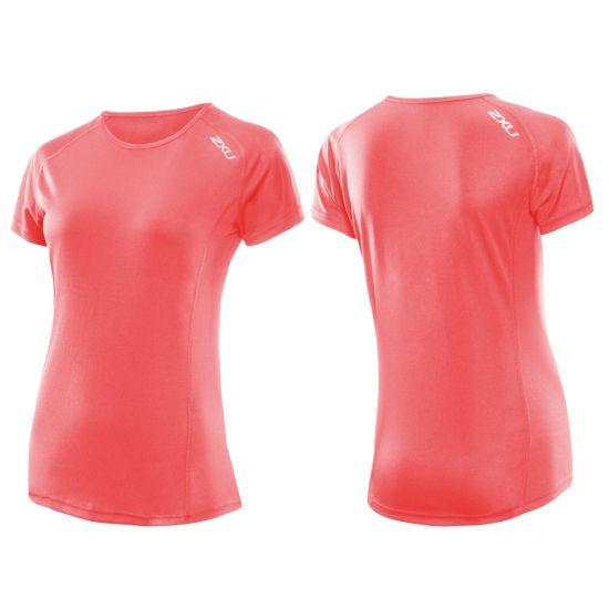 Active Run Short Sleeve Top Dame