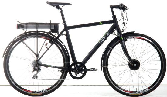 P2 Hybrid El-sykkel Herre -15