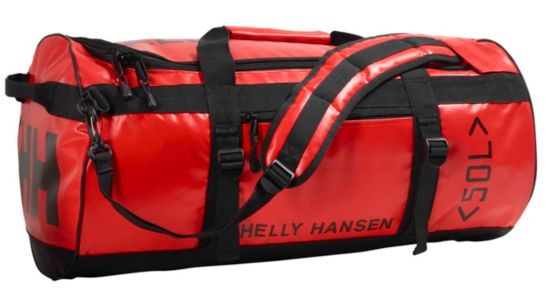 Duffelbag 50L FIERY RED