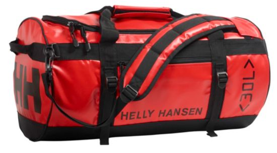 Duffelbag 30 Liter FIERRY RED