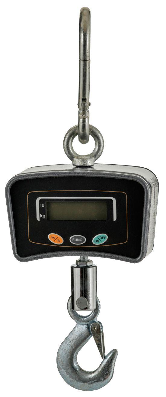 Trofe Digitalvekt 500Kg M/Lader