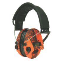 Supreme Pro-X Orange Camo Hørselsvern