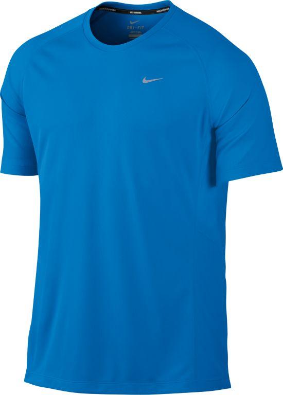 Miler Ss Uv (Team) T-skjorte 406-PHOTO BLUE/