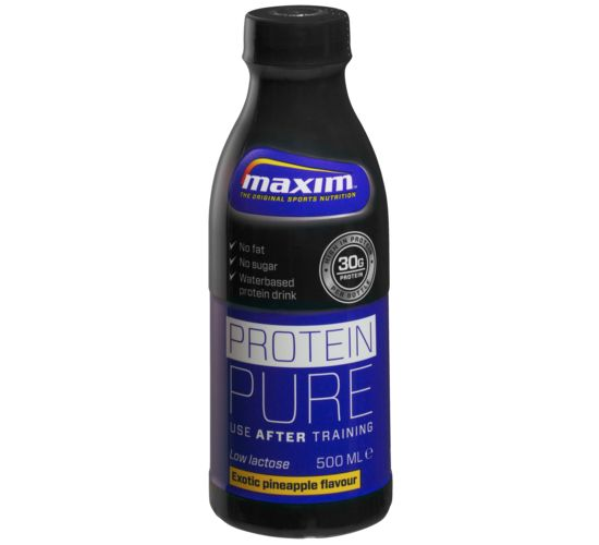 Maxim Protein Pure 500Ml Pinaple