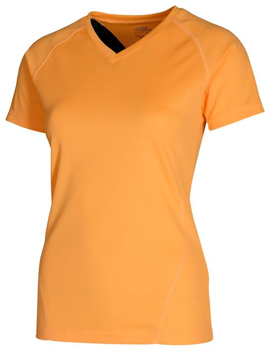 Natalia Trenings T-Skjorte Dame ORANGE