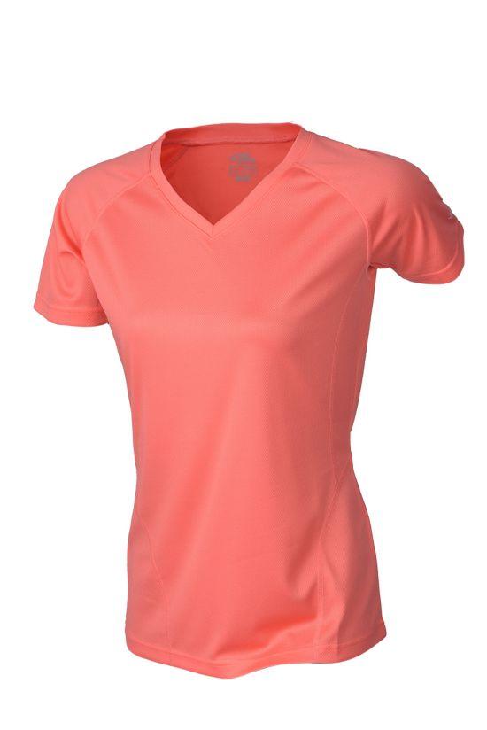 Natalia Trenings T-Skjorte Dame RED