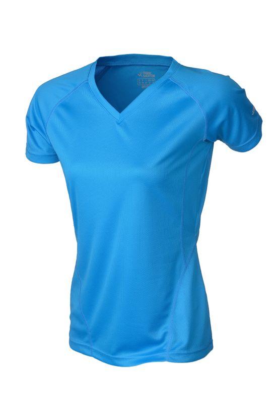 Natalia Trenings T-Skjorte Dame BLUE