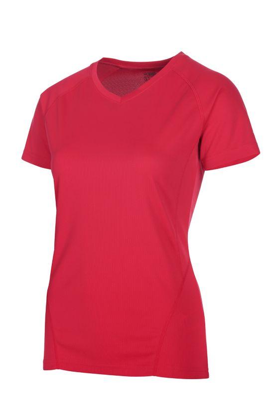Natalia Trenings T-Skjorte Dame YELLOW LIGHT