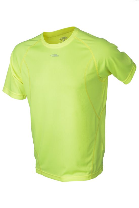 Martin Trenings T-Skjorte Herre YELLOW LIGHT