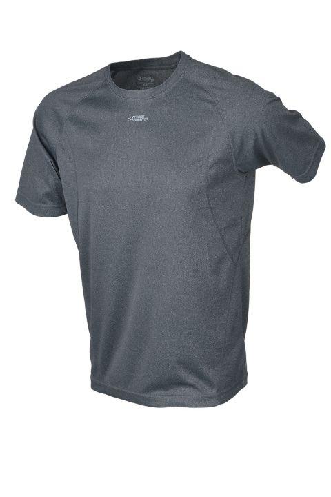 Martin II teknisk t-skjorte herre GREY DARK