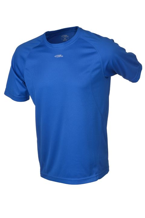 Martin II teknisk t-skjorte herre BLUE DARK