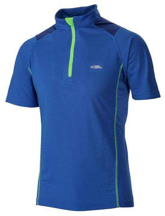 Russel Half Zip T-skjorte Herre