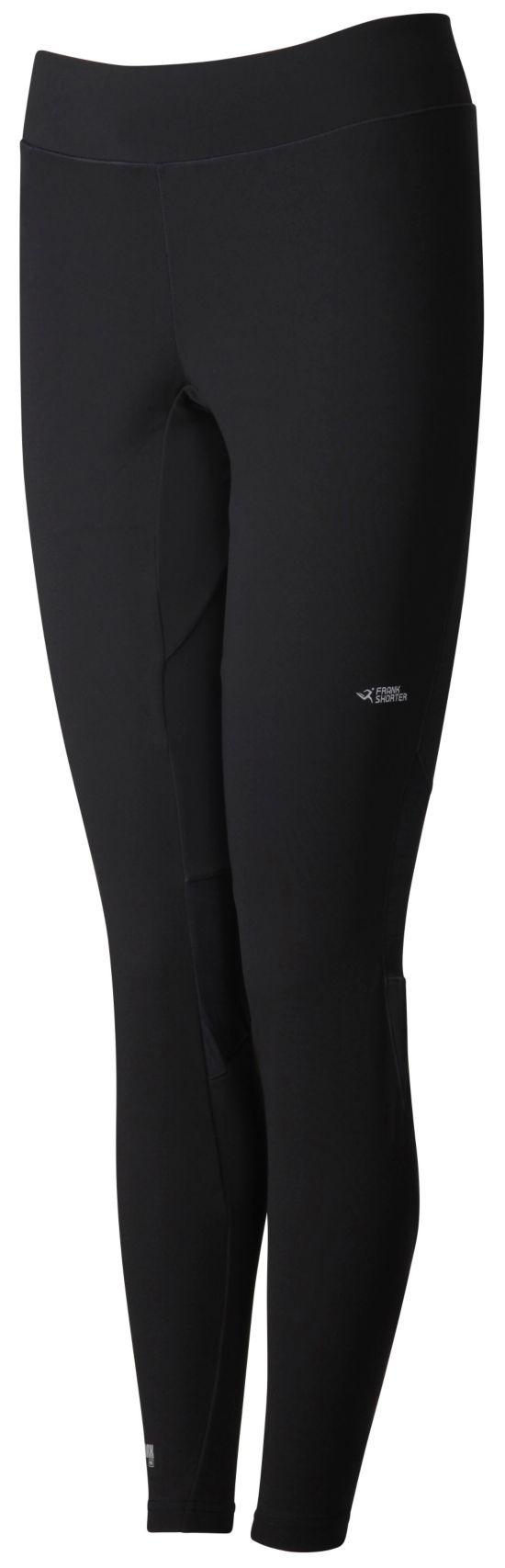 FS Risa Windprotection Tights Dame BLACK/BLACK