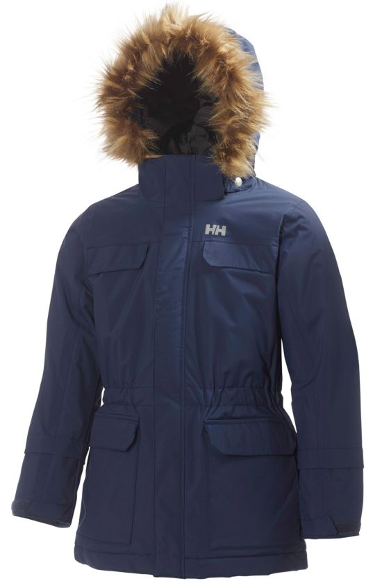 Powder Parka Junior EVENING BLUE