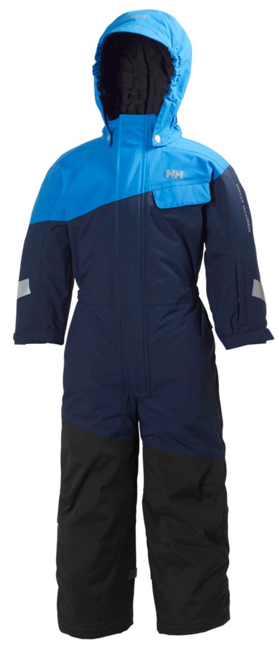 Rider Vattert Skidress Barn EVENING BLUE