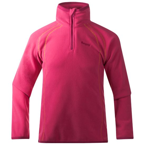 Ombo Girl Half Zip Junior HOT PINK/CERISE