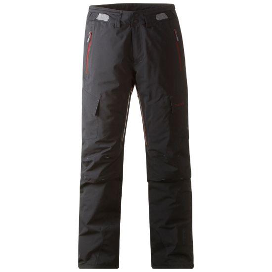 Sirdal Bukse BLACK/DK MAROON