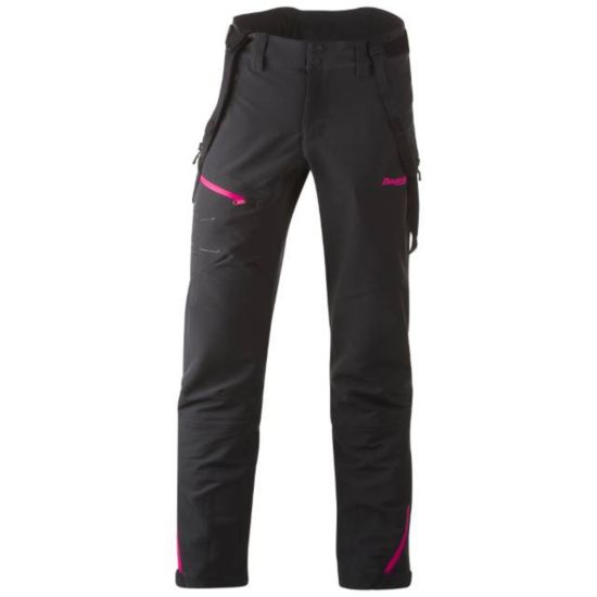 Osatind Bukse Dame BLACK/HOT PINK