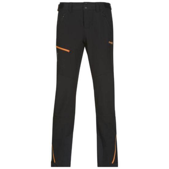 Osatind Bukse Dame BLACK/PUMPKIN