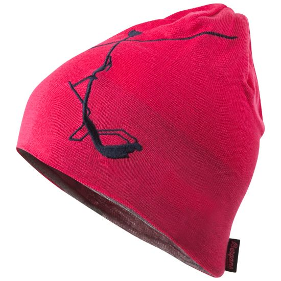 Skiluft Ullue HOT PINK/NAVY