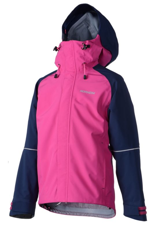Lykkja Jakke Junior VERY BERRY PINK