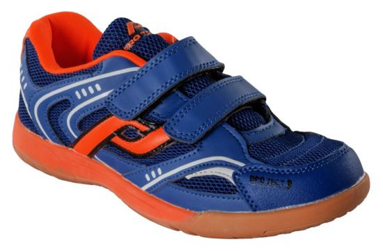 Courtplayer Treningssko Barn BLUE   /ORANGE