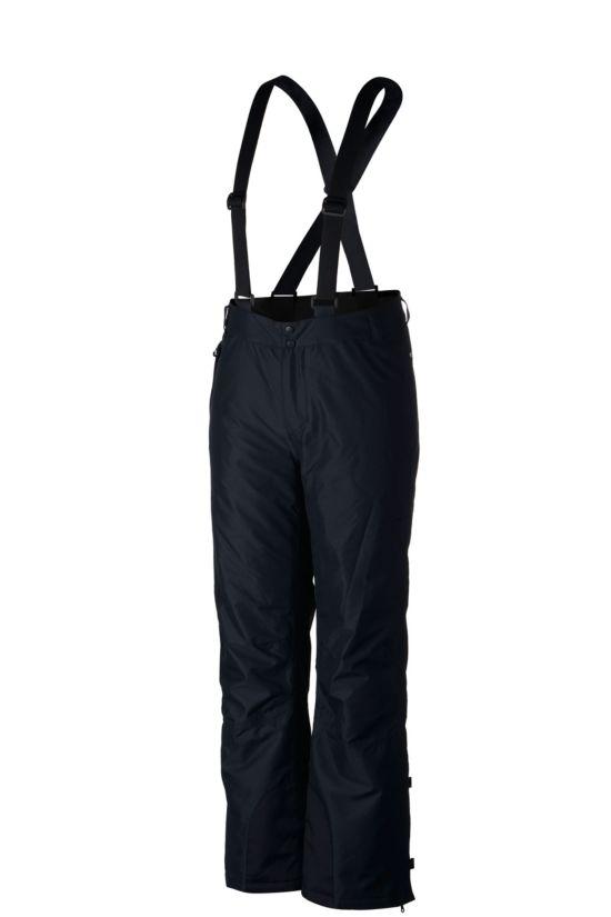 Bjorli Vattert Bukse JET BLACK