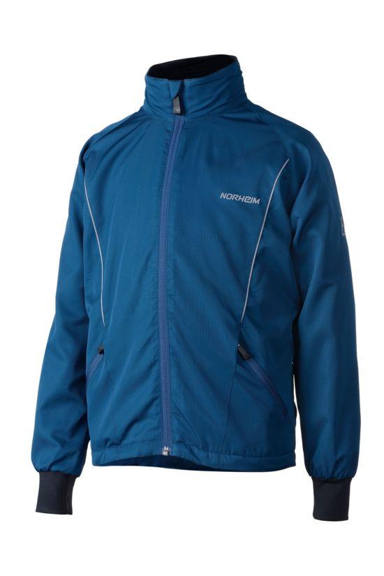 Vestergyllen Langrennsjakke Junior POSEIDON BLUE