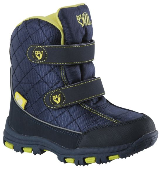 Akesko Aqx NAVY/YELLOW