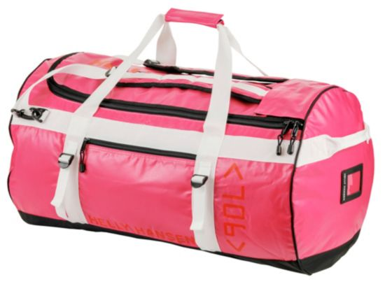 Multicolor Duffel Bag 90L MAGENTA