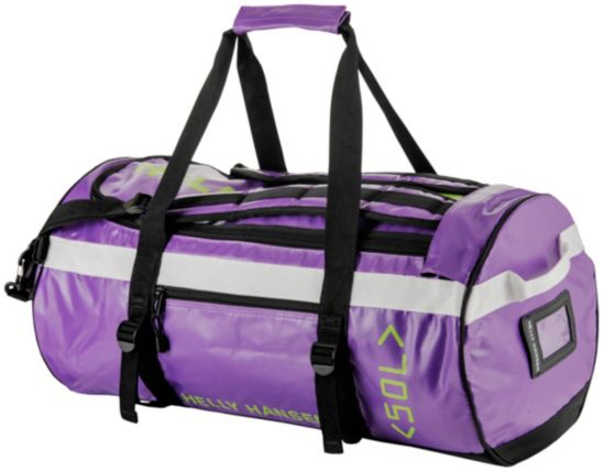 Multicolor Duffel Bag 50L ESSENTIAL PURPL